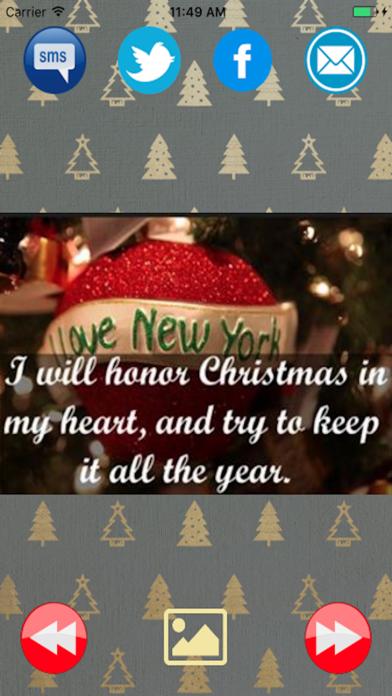 Merry Christmas greetings card and New Year 2017のおすすめ画像2