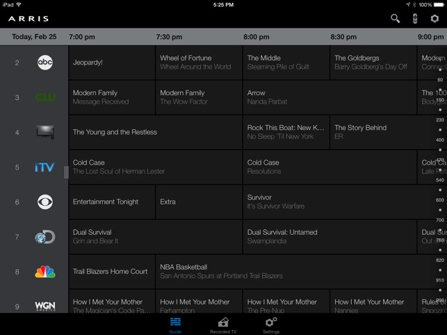 Arris Tv Box Remote App