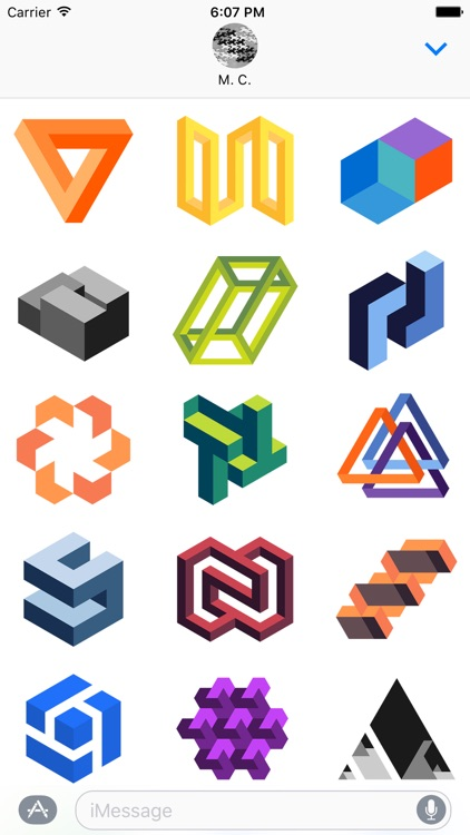 Isometric Illusions