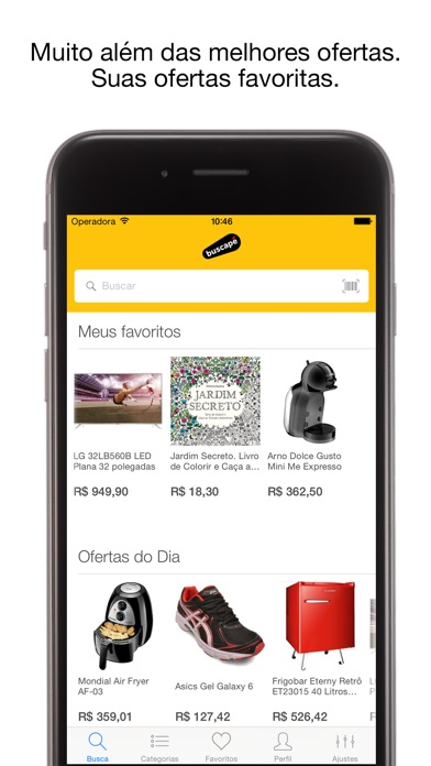 Buscapé - Ofertas e Descontos screenshot one
