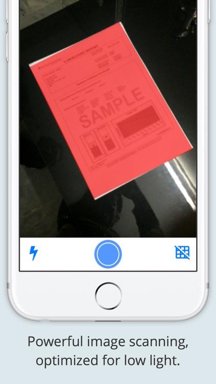 Scanner App - screenshot-4