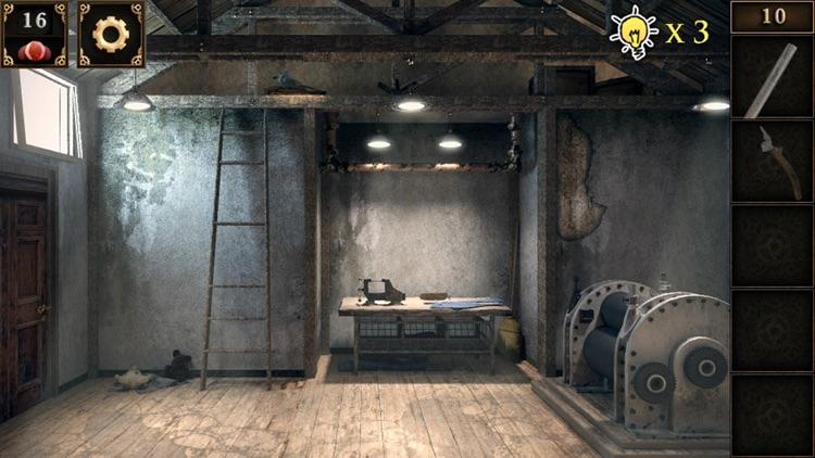 密室逃脱:逃出废弃别墅