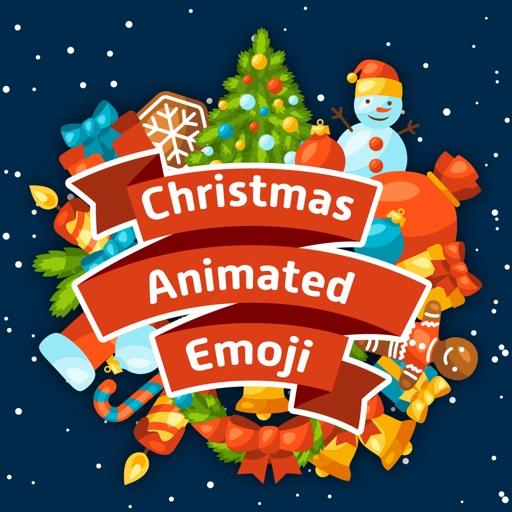 Christ.mas Holiday Emoji.s : GIF Sticker.s Pack