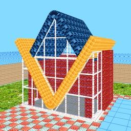 Villa 3D - Outdoor home design & construction tool
