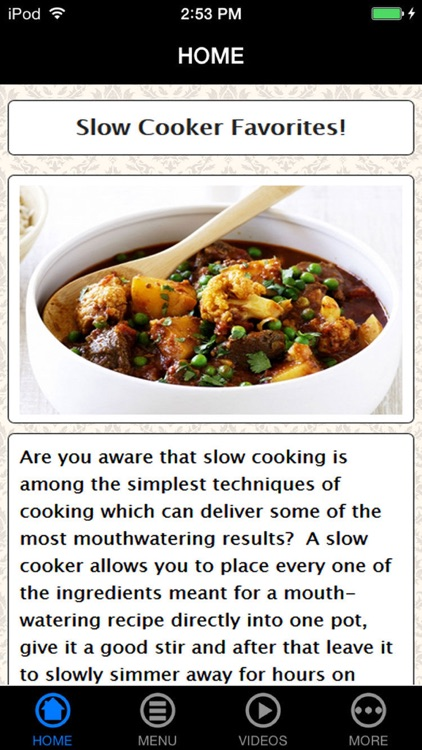 Easy, Healthy & Favorite Slow Cooker Recipes - People's Choice Edition