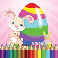 Codes for Easter Egg Coloring Book Bunny Painting for Kids Hack