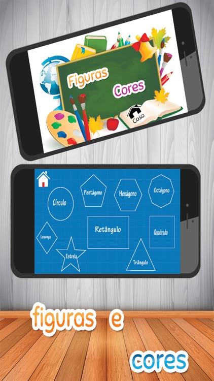 Crianças jogo de aprendizagem - Português screenshot-3