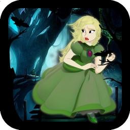 Princess Cinderella Jungle Run