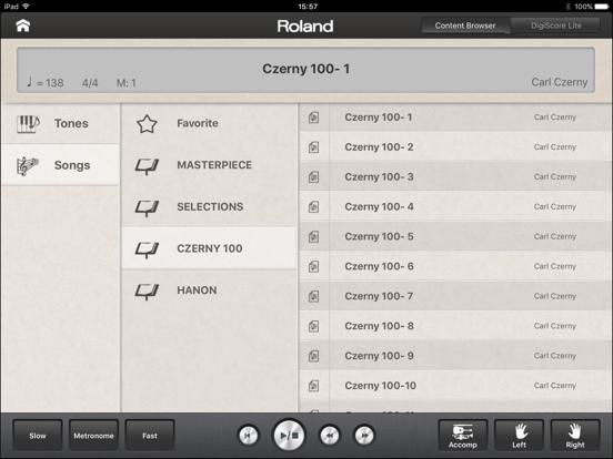 Piano Partner screenshot four