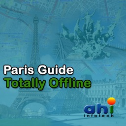 Paris Guide - Totally Offline