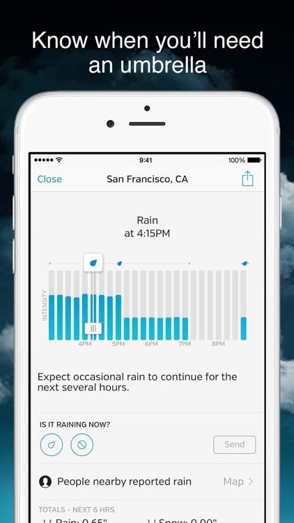 Weather Underground: Custom Forecast & Local Radar screenshot-3