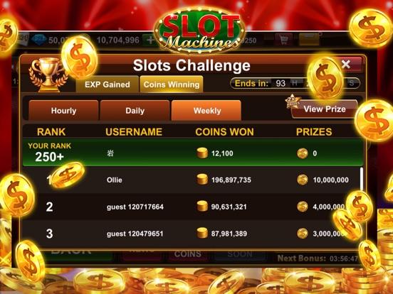 Slot Machines By Igg Cheats