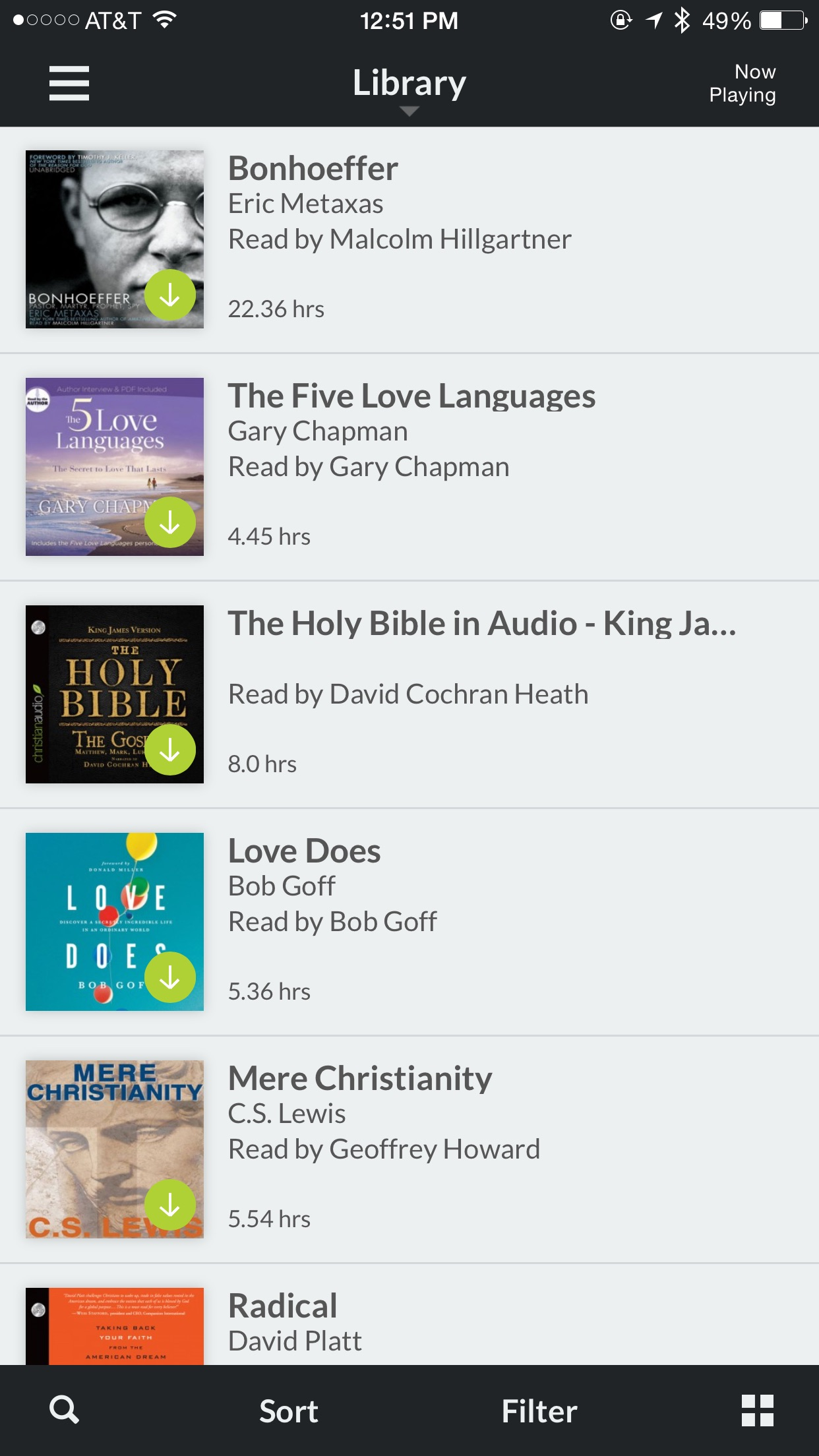 christianaudio Screenshot