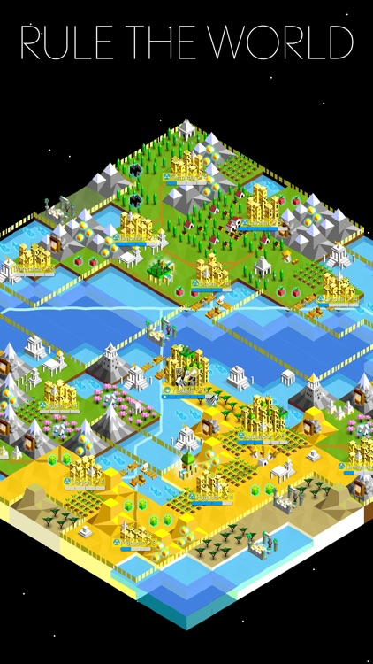 The Battle of Polytopia screenshot-3