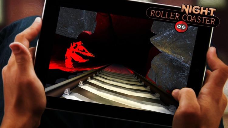 Night Roller Coaster VR