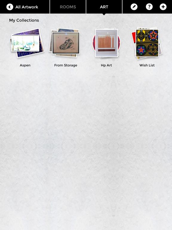 Curate App screenshot