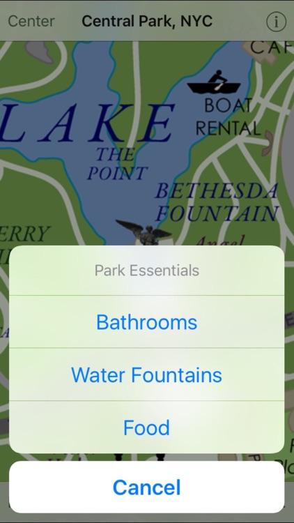 Central Park NYC screenshot-3