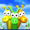 Blair Barnes - Snakes Stretch for Fruits - highly addictive puzzle time management game Grafik