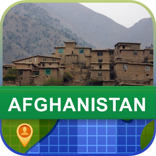 Offline Afghanistan Map - World Offline Maps