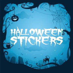 Halloween - Stickers Hand Drawn for iMessage