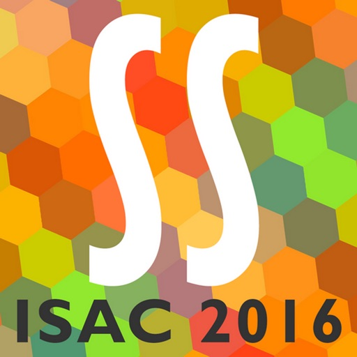 2016 ISAC Spring School