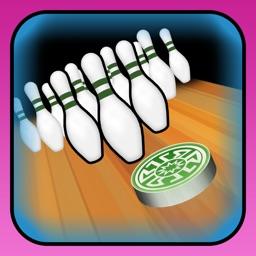 Ten Pin Blitz - Smash those Pins !!! A new & addicting hockey / bowling style game