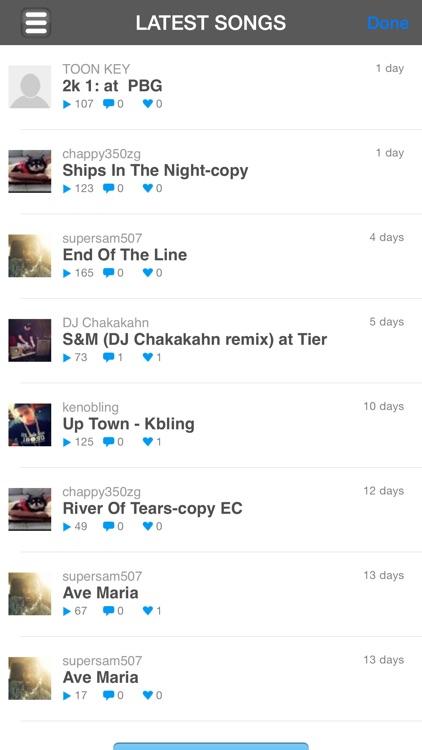 Rap-Studio screenshot-3