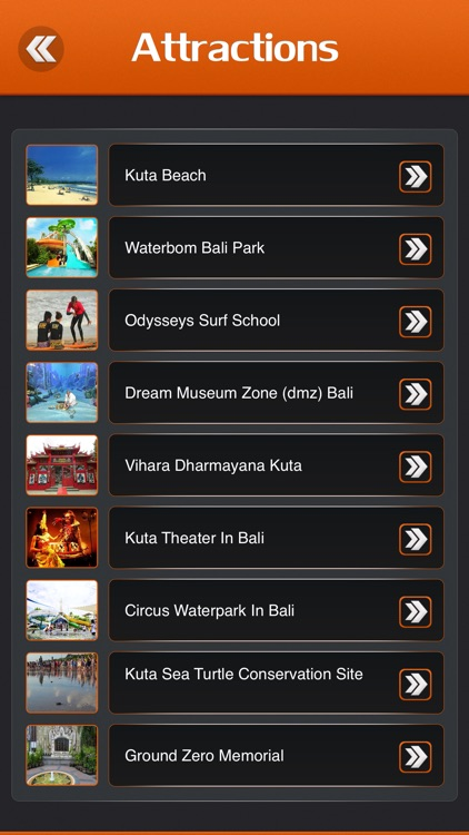 Kuta Tourism Guide screenshot-2