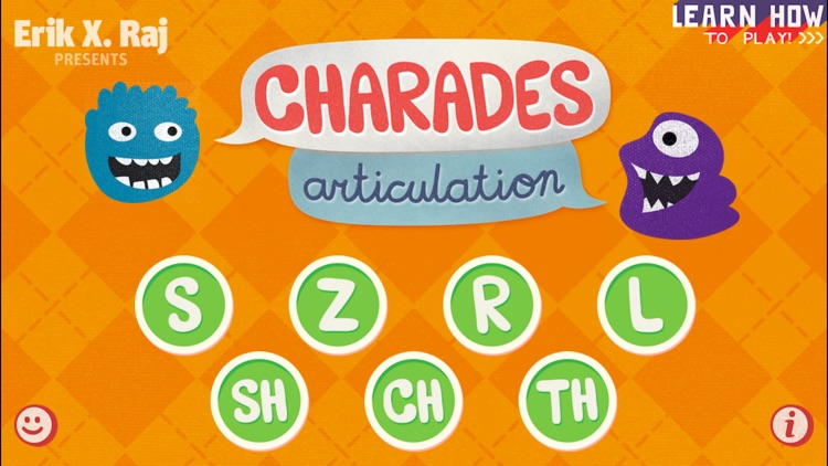 Charades Articulation screenshot-0