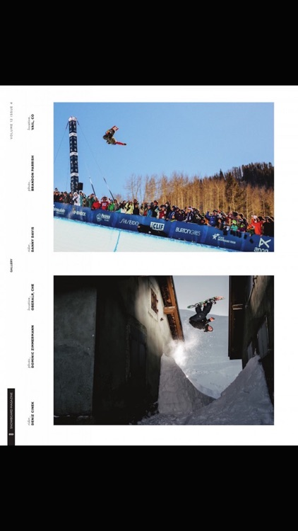 Snowboard Magazine screenshot-2