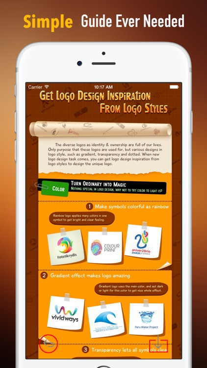Logo Design for Beginners:Creating Guide and Tips