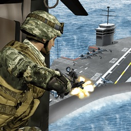 Naval Warfare Gunship Battle – Navy Seal Shooting