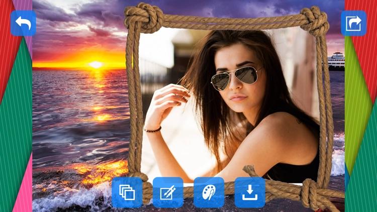 Beautiful Photo Frames & Photo Editor