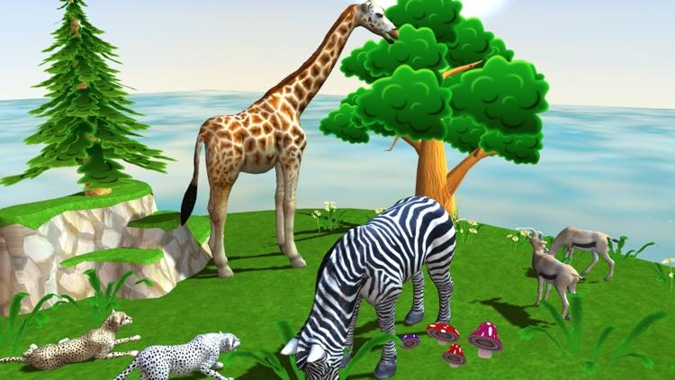 Wild Animal Zoo Simulator Pro