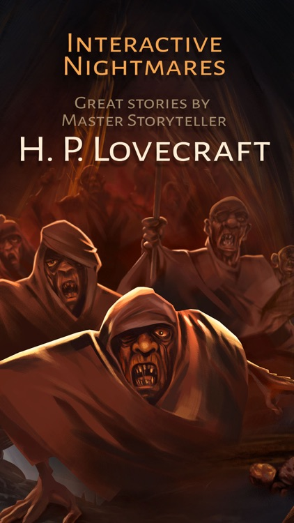 Lovecraft Collection ® Volume 1: The Beast in the cave (Free)