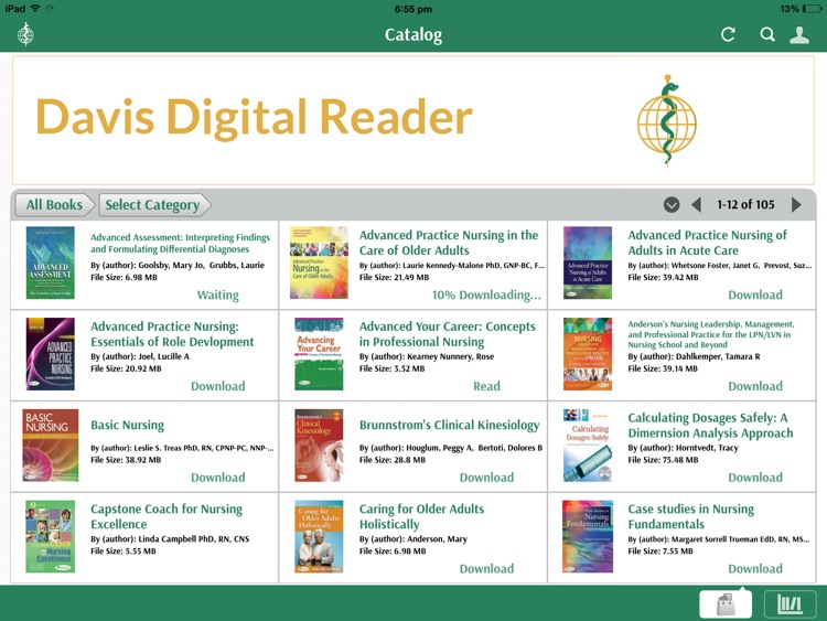 Davis Digital Reader screenshot-1