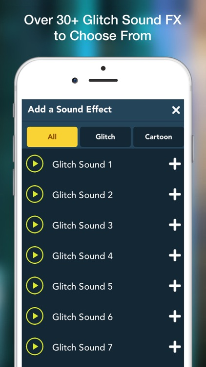 Glitch Art- Glitch Effect & Video Effects Editor