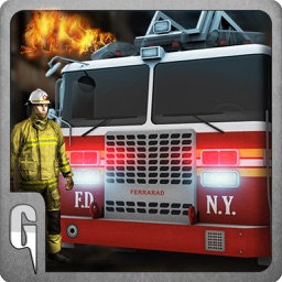 Fire Truck Simulator – Real Firefighter Simulation
