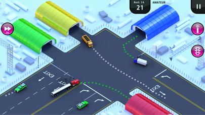 Truck Traffic Control screenshot one