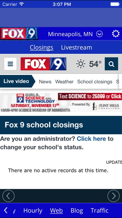 Fox 9 Weather screenshot-3