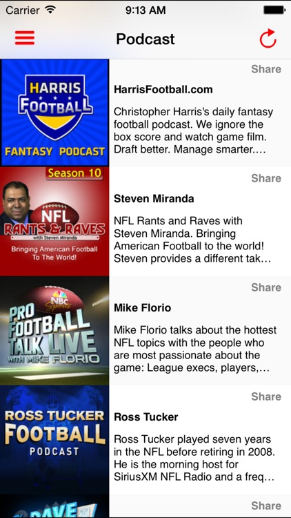 Football Radio and News Live