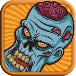 Tap the Dark Zombie in Horrror Halloween Madness
