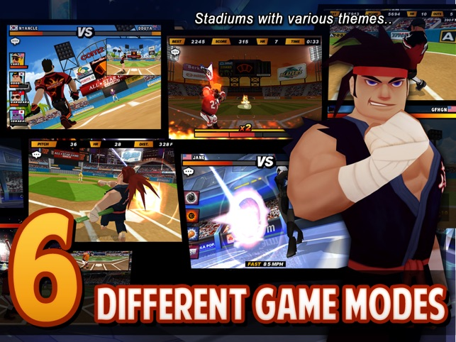 homerun battle 3d apk full version free download