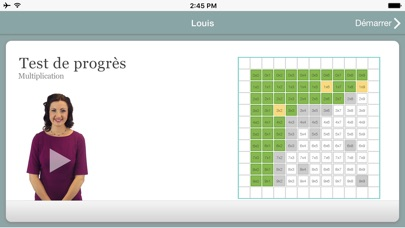 Screenshot for XtraMath in Lebanon App Store