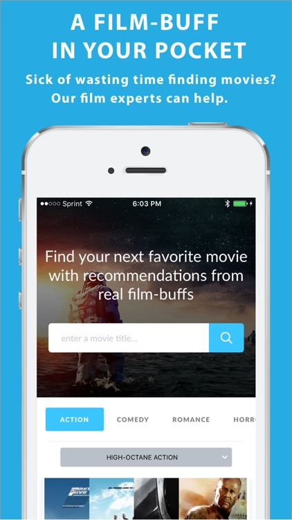 Film Fish - movie discovery