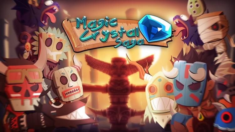 Magic Crystal Saga