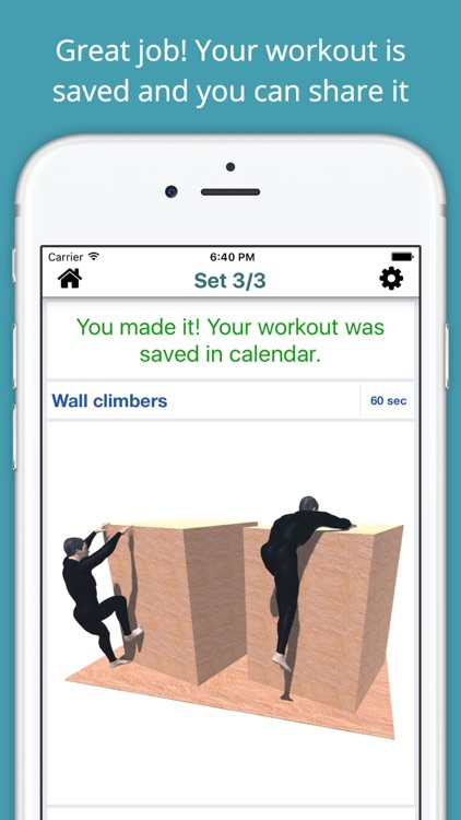 Parkour Workout Challenge - Gain speed and agility screenshot-3