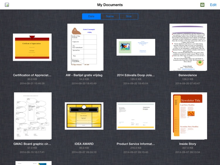 Publisher Expert - PUB Editor screenshot-4