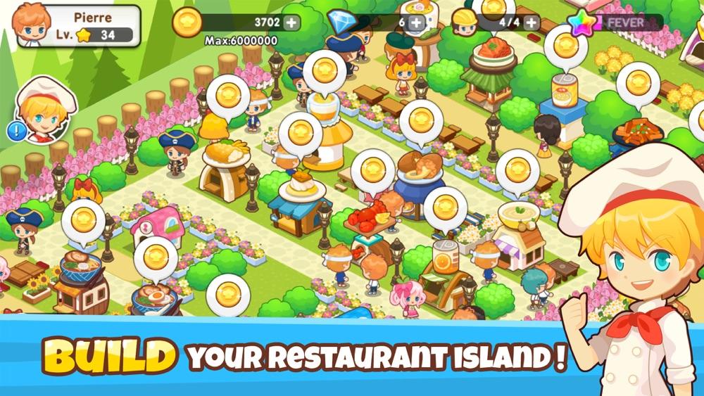Restaurant Paradise Cheat Codes