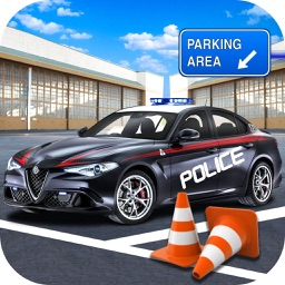 Police Parking Simulator : Real Driving Skill Test